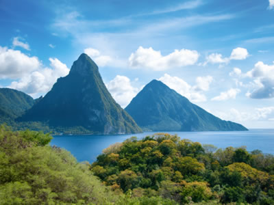 Holiday Destinations | Saint Lucia
