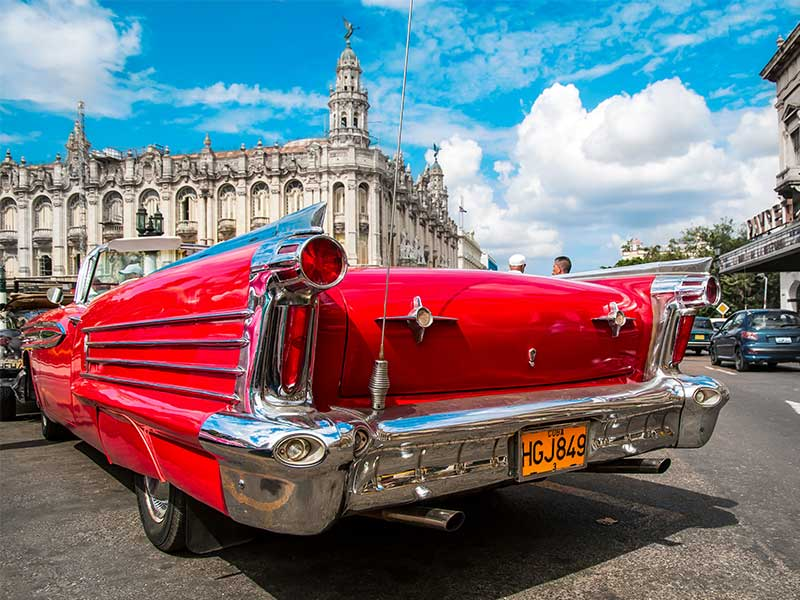 Holiday Destinations | Cuba