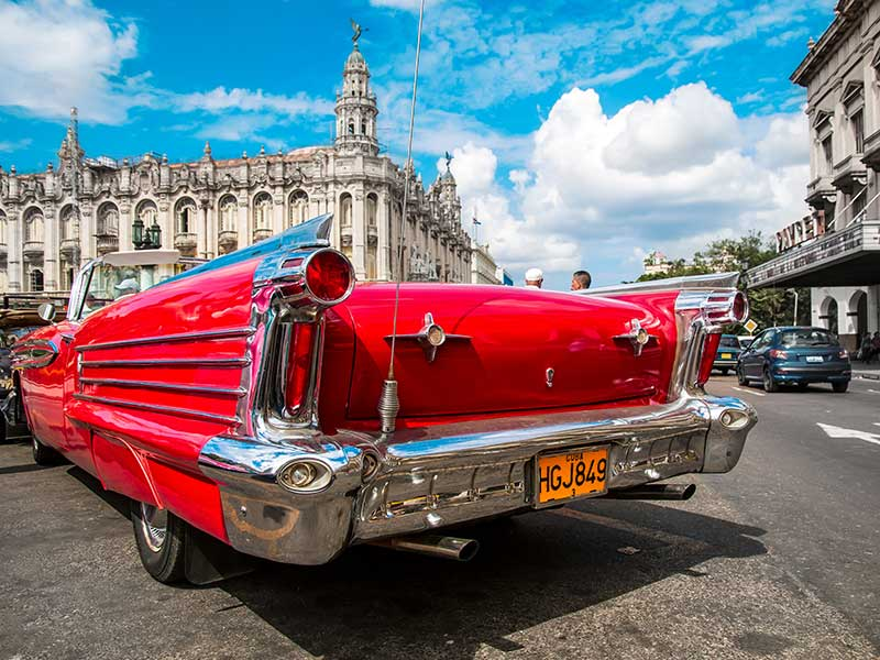 Holidays in Cuba
