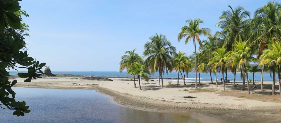 Travel Direct | Costa Rica Hotels Nammbú Beach Front Bungalows